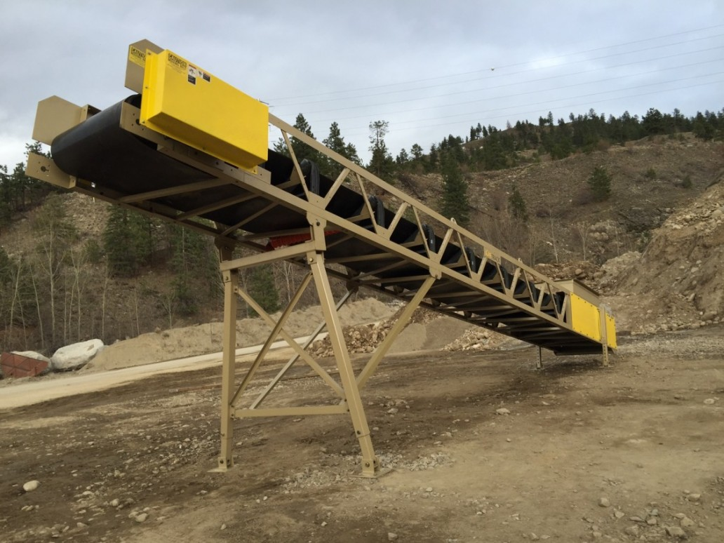 Stactable Conveyors